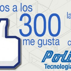 Faceboock, primeros 300 seguidores