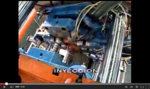Sección Inyección de Polimex Argentina S.A.