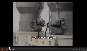 Sección Extrusión de Polimex Argentina S.A.