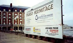Paseo Hermitage
