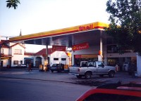 Estación Shell